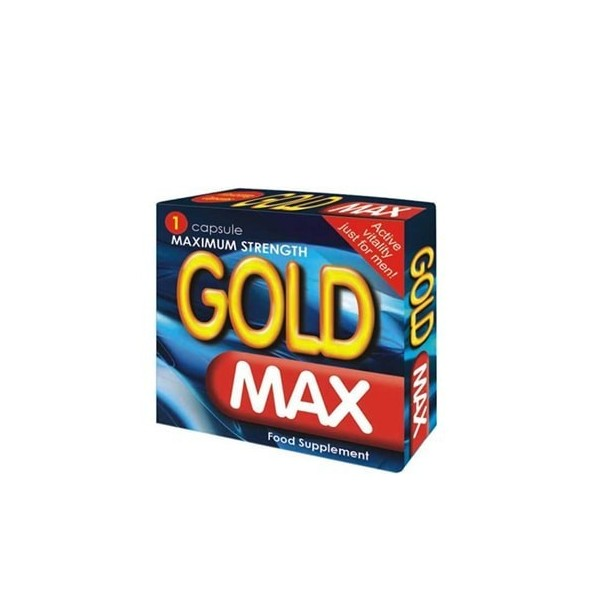Gold MAX - 450mg - 1Cápsula