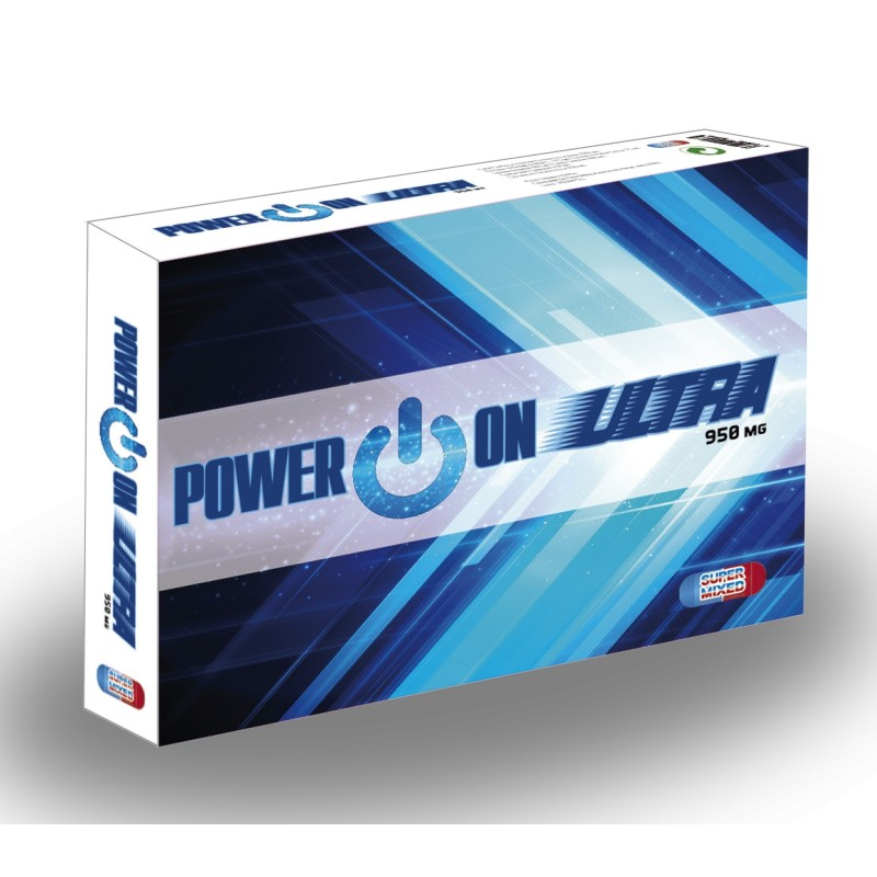 Power On Ultra - 2 Comprimidos