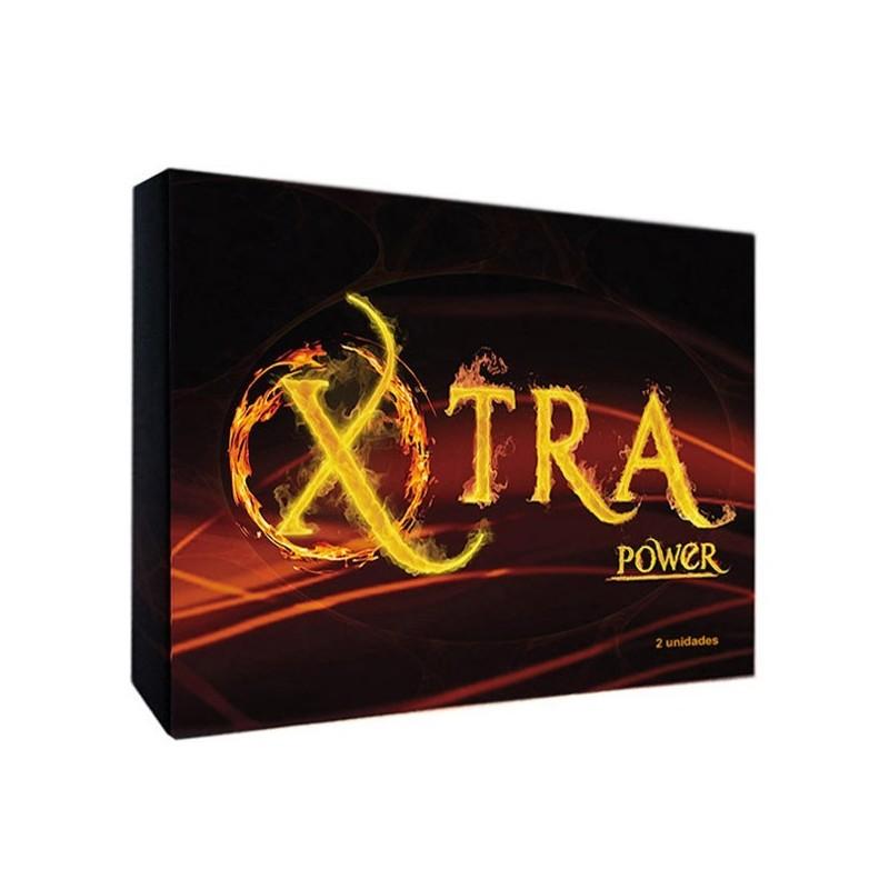 Xtra Power 2 Comprimidos