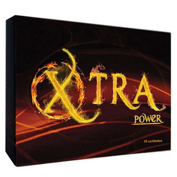 Xtra Power 10 Comprimidos
