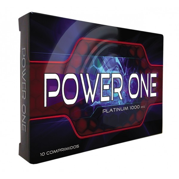 POWER ONE Platinium - 10 unidades