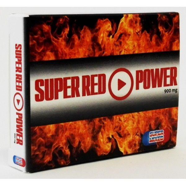 Super Red Power 2 unidades