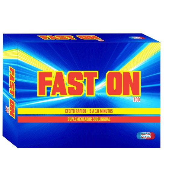 Fast On - 5 comprimidos