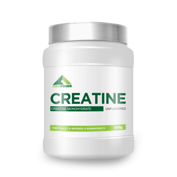 Firm Foods - Creatina - 500g