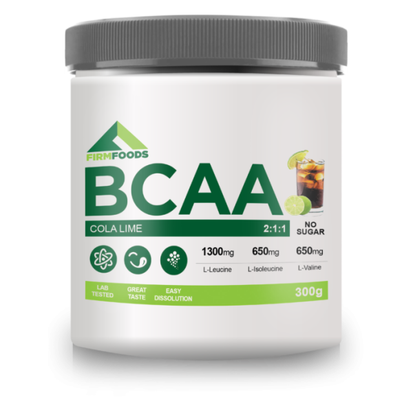 Firm Foods - BCAA - 300g