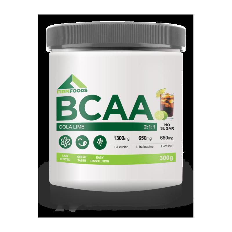 Firm Foods - BCAA - 300g