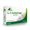 Firm Foods - L-Carnitine 4000 - 20 frascos