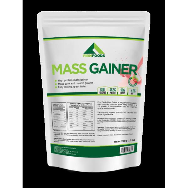 Firm Foods - Mass Gainer - 3kg