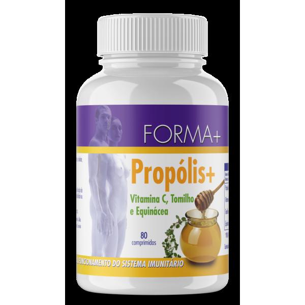 Propólis + 80 comprimidos