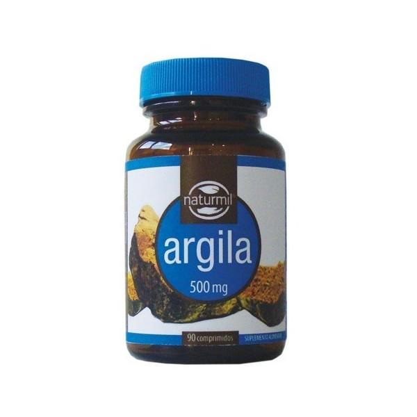 Argila - 90 comprimidos de 500mg