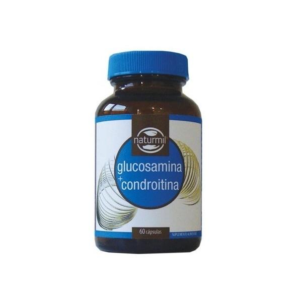GLUCOSAMINA + CONDROITINA - 60 + 20 Cápsulas