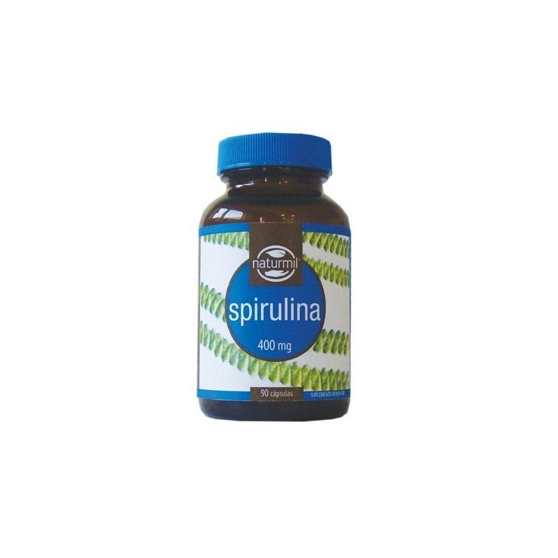 SPIRULINA 400 mg - 90 comprimidos