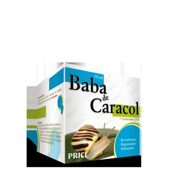 BABA DE CARACOL PRICE CREME ROSTO 50ml
