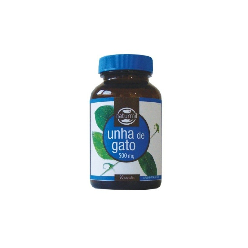Unha de Gato - 500mg - 90 comprimidos