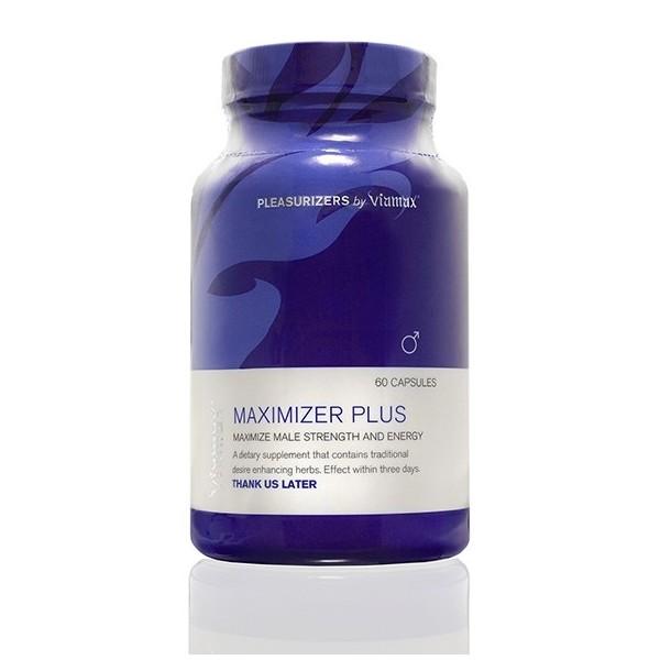 Maximizer Plus Viamax 60 cápsulas