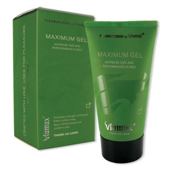 Maximum gel 50 ml - Viamax