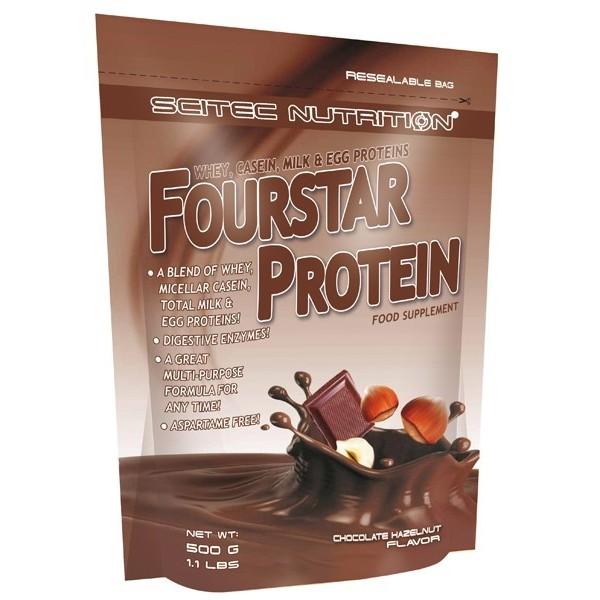 Fourstar Protein 500gr - Chocolate de leite