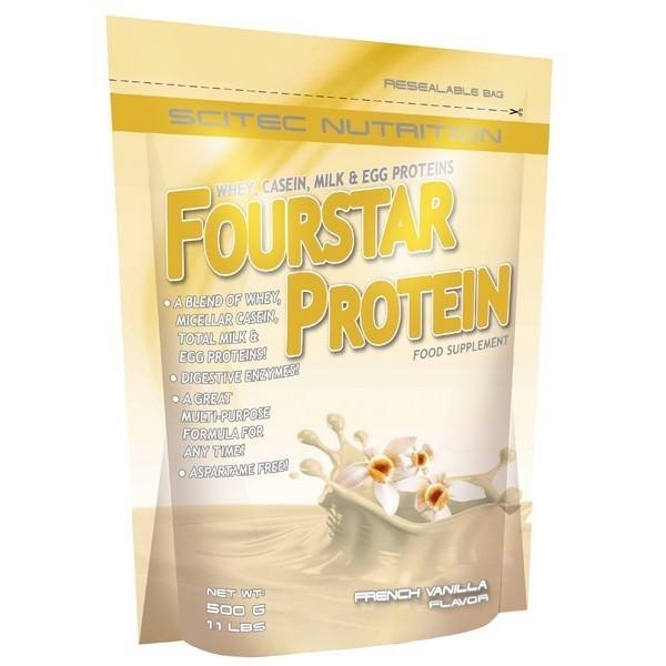 Fourstar Protein 500gr - Baunilha Francesa