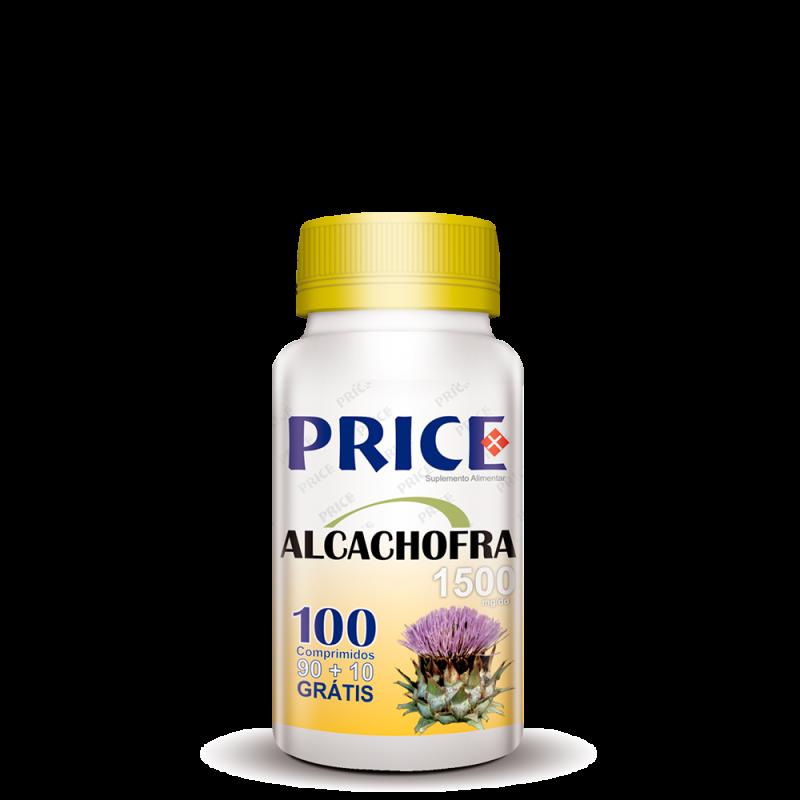 Alcachofra 100 comp