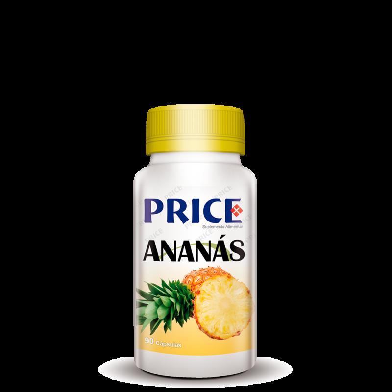 Ananás 90 cápsulas price
