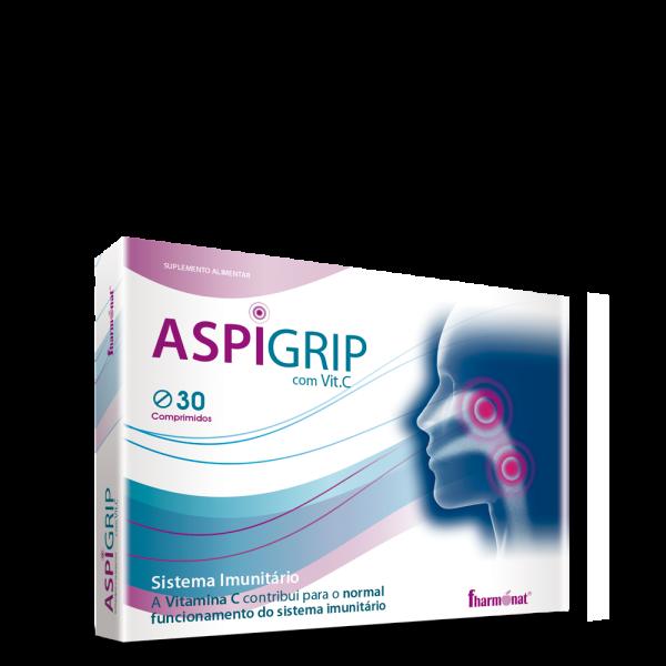 Aspigrip 30 comprimidos