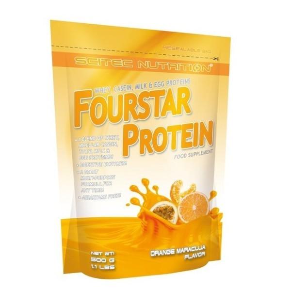 Fourstar Protein 500gr - Laranja-Maracuja