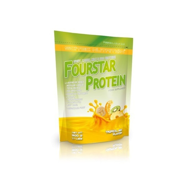 Fourstar Protein 500gr - Tropical Mix