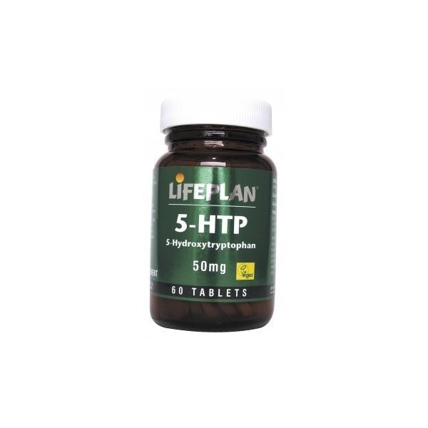 5-HTP - Hidroxitriptofano - 60 comprimidos de 50mg