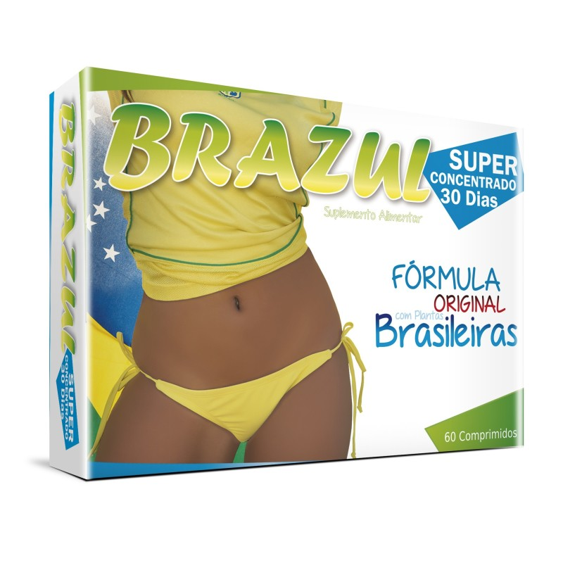 Brazul - Brazilian pills