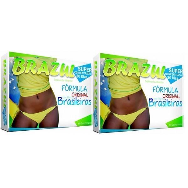 Brazul Pack 2 económico - Comprimidos Brasileiros