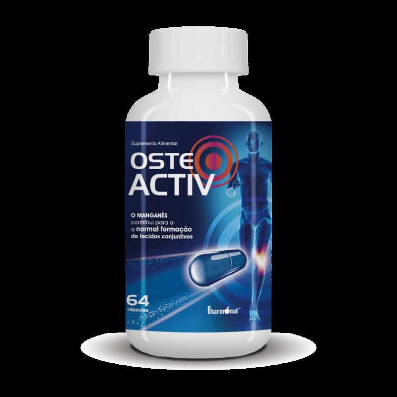 Osteo actif 64 cápsulas