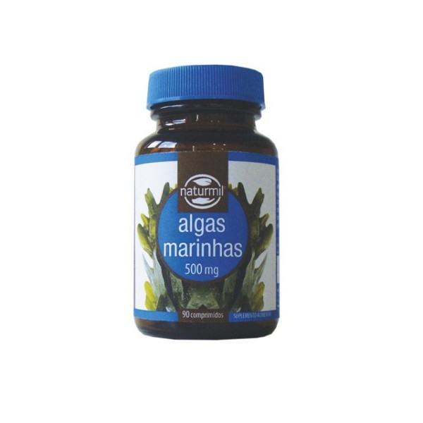 Algas Marinhas 500mg - 90 Comprimidos