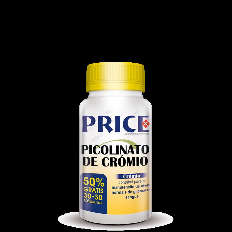 Picolinato cromio 30+30 price