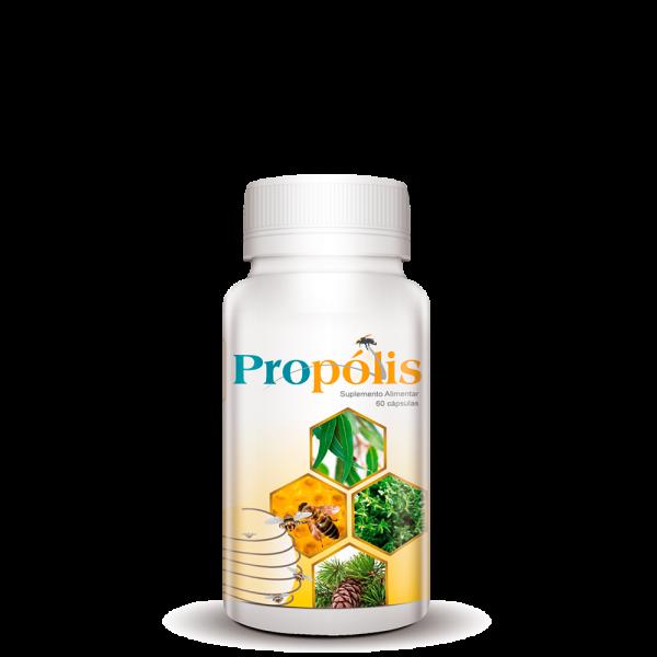 Propolis 60 cápsulas