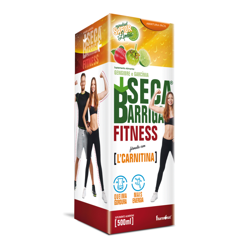 Secabarriga fitness 500ml