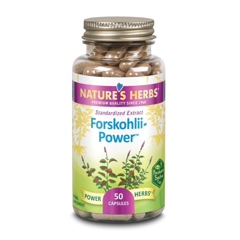 Forskohlii Power - Nature's Herbs 50 caps