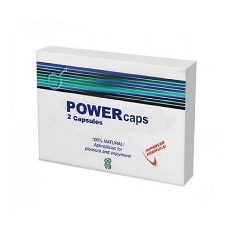 ViaMax® Power Tabs - 2 cápsulas