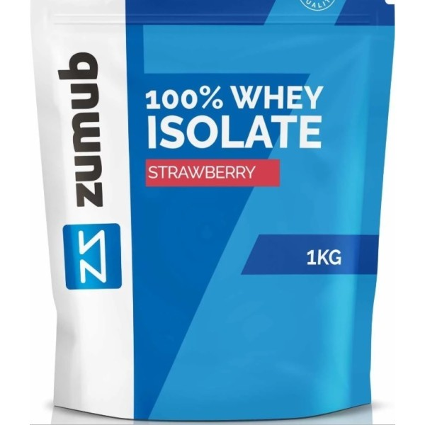 100% WHEY Isolate Zumub 1Kg