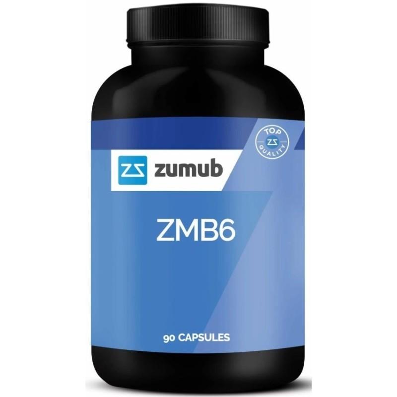 Zumub - ZMB6 - 90 Cápsulas