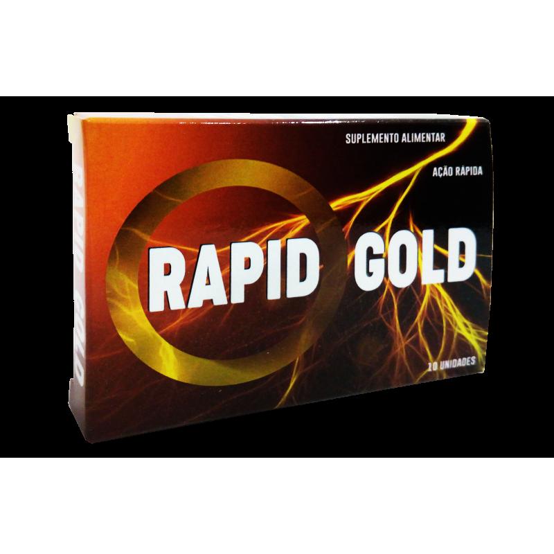 Rapid Gold - 10 comprimidos