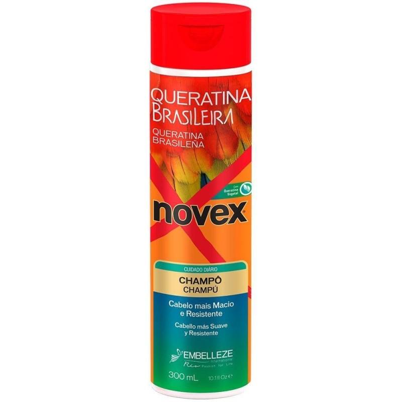 Vitay Novex Queratina Brasileira shampoo 300ml