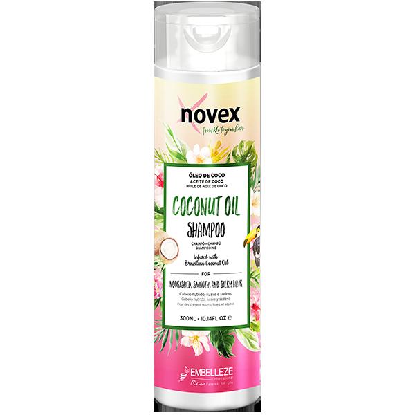 Vitay Novex Óleo de Coco Shampoo 300ml