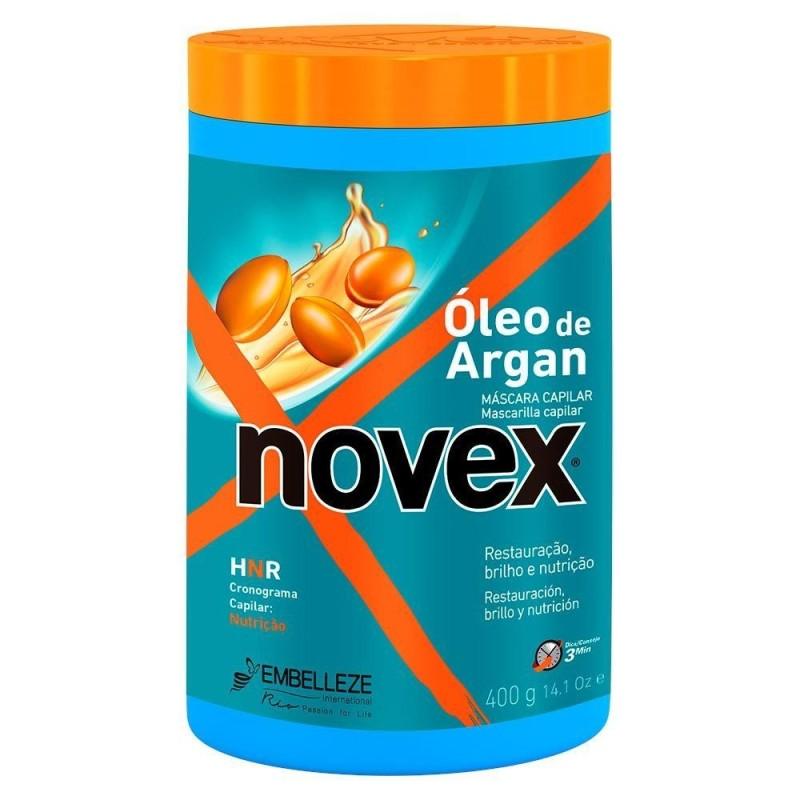 Novex Oleo de Argan Creme de Tratamento 400g