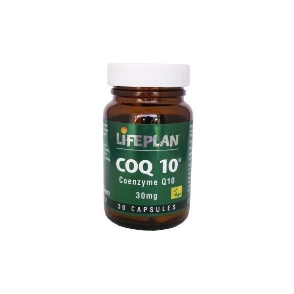 COENZIMA Q 10 - 30 cápsulas 30mg - coq 10