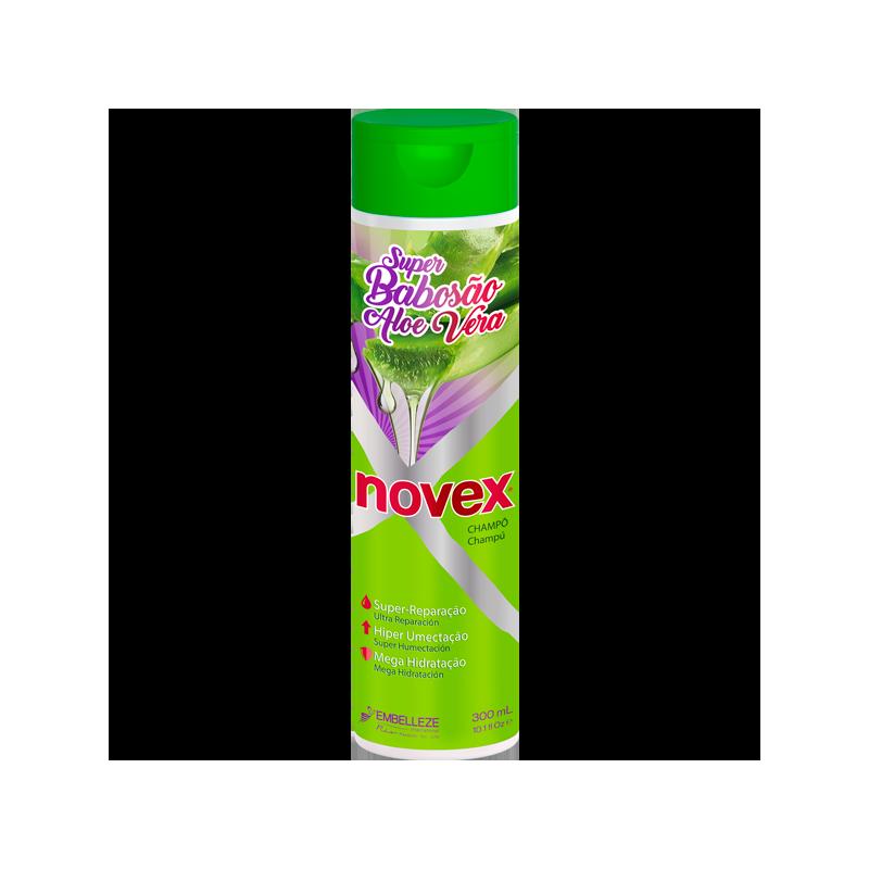 Champô Novex Super Babosão Aloe Vera 300ml