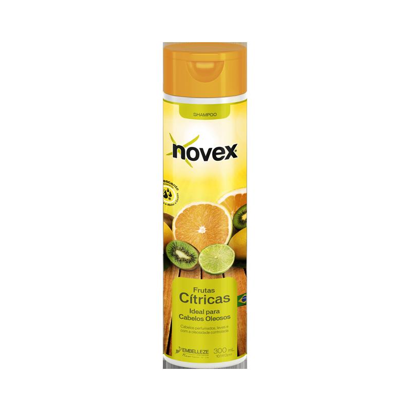 Champô Novex Frutas Cítricas 300ml