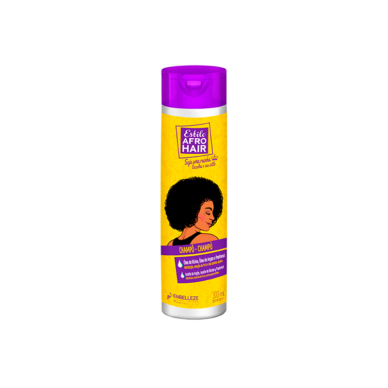 Champô Estilo AfroHair 300ml