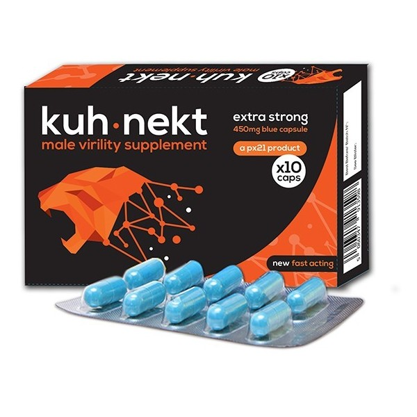 Kuh-Nekt Afrodisíaco (10 Caps)