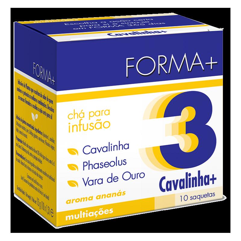 Forma + Chá para Infusão Nº3 Cavalinha+