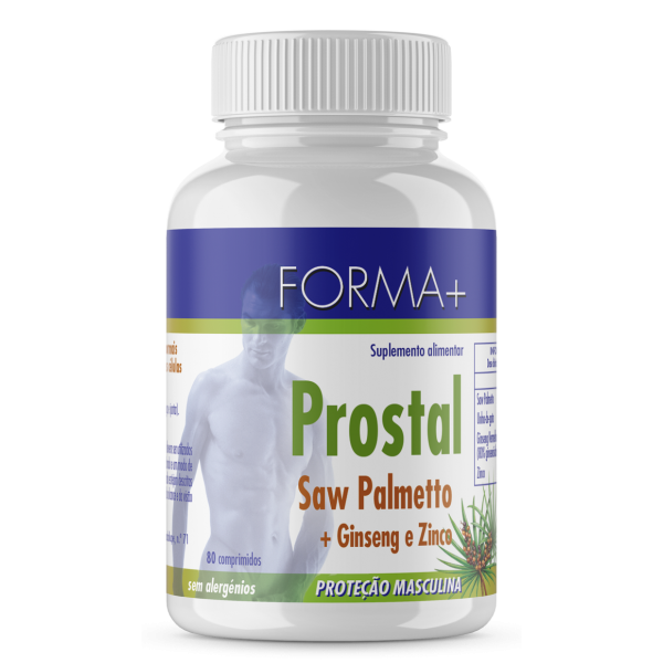 Forma + Prostal - 80 comprimidos